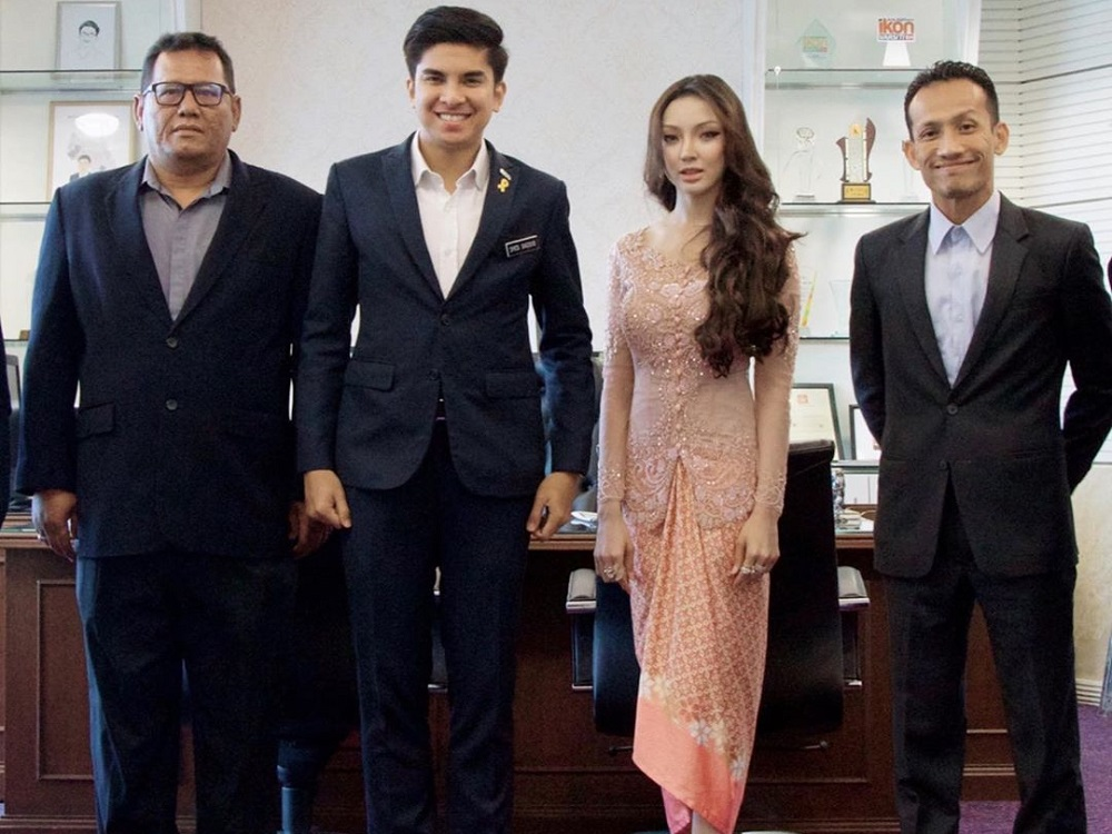 Cleopatra Explains Real Reason Behind Meeting With Syed Saddiq | Hype Malaysia