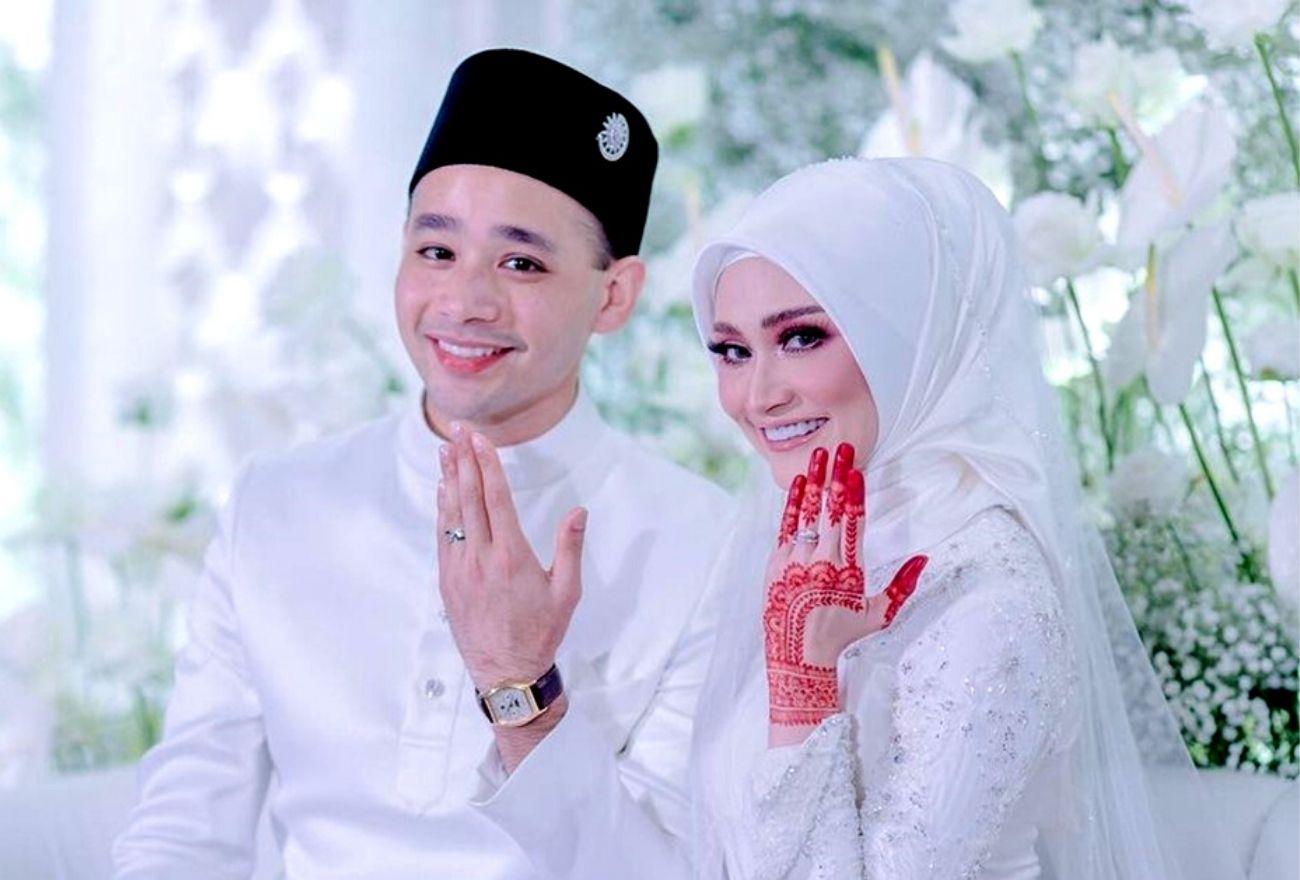 Ayda Jebat & Nabil Mahir Batal Majlis Resepsi - Glam Malaysia