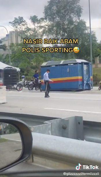 tandas polis